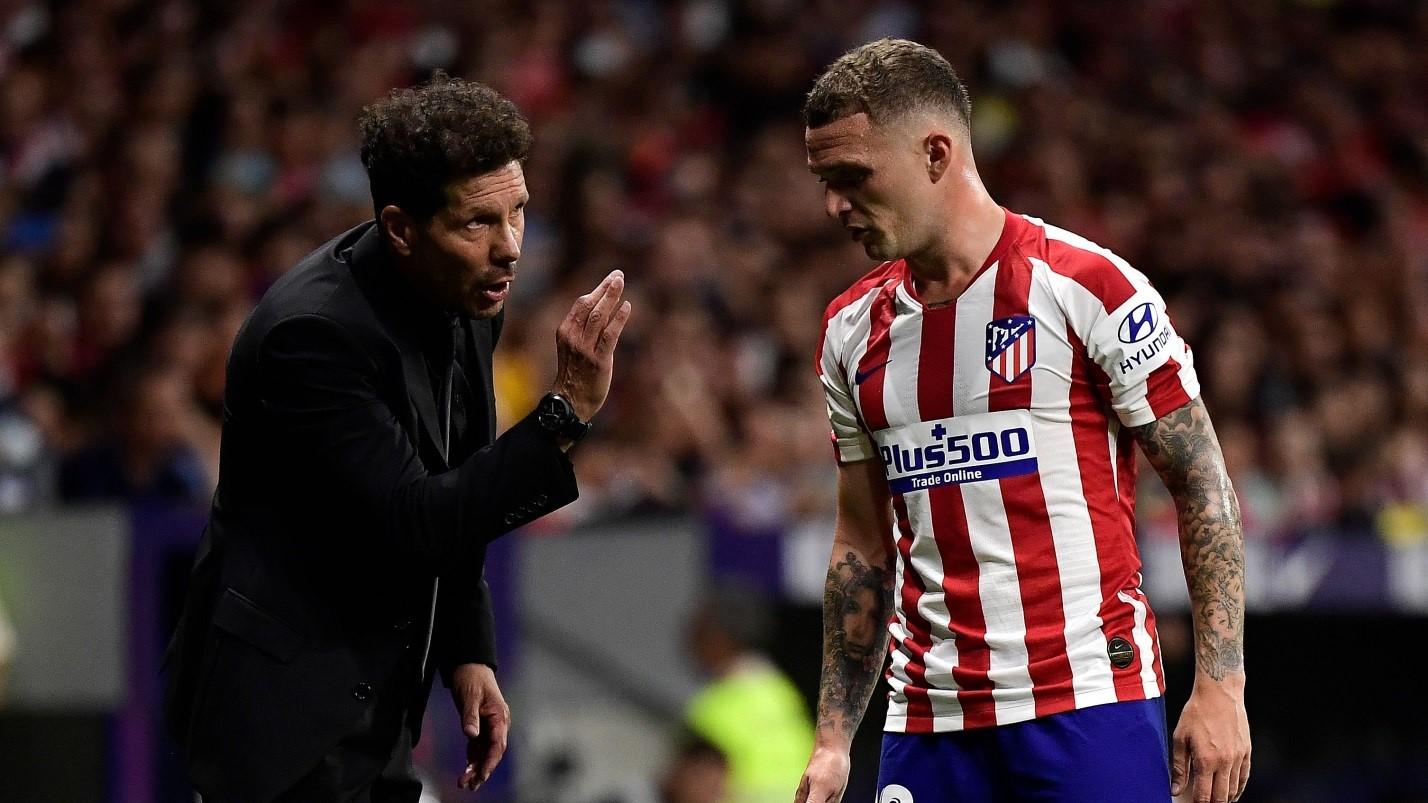 Мадридский «Атлетико» выступает хуже, чем в последние сезоны