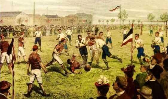 История развития футбола в мире
