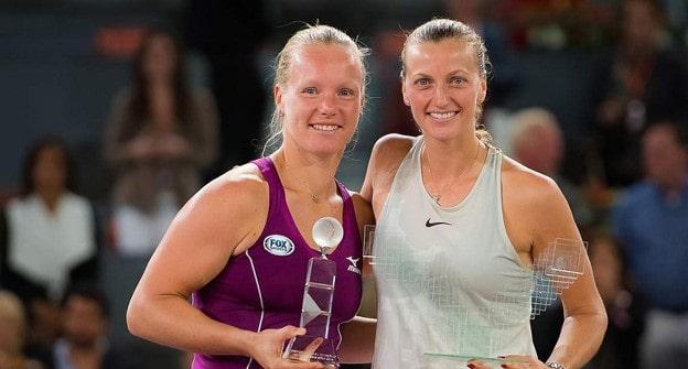 Фавориты St. Petersburg Ladies Trophy 2020