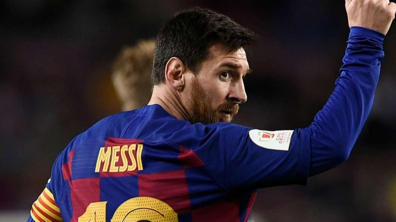 Лео Месси продолжает вести за собой «Барселону»