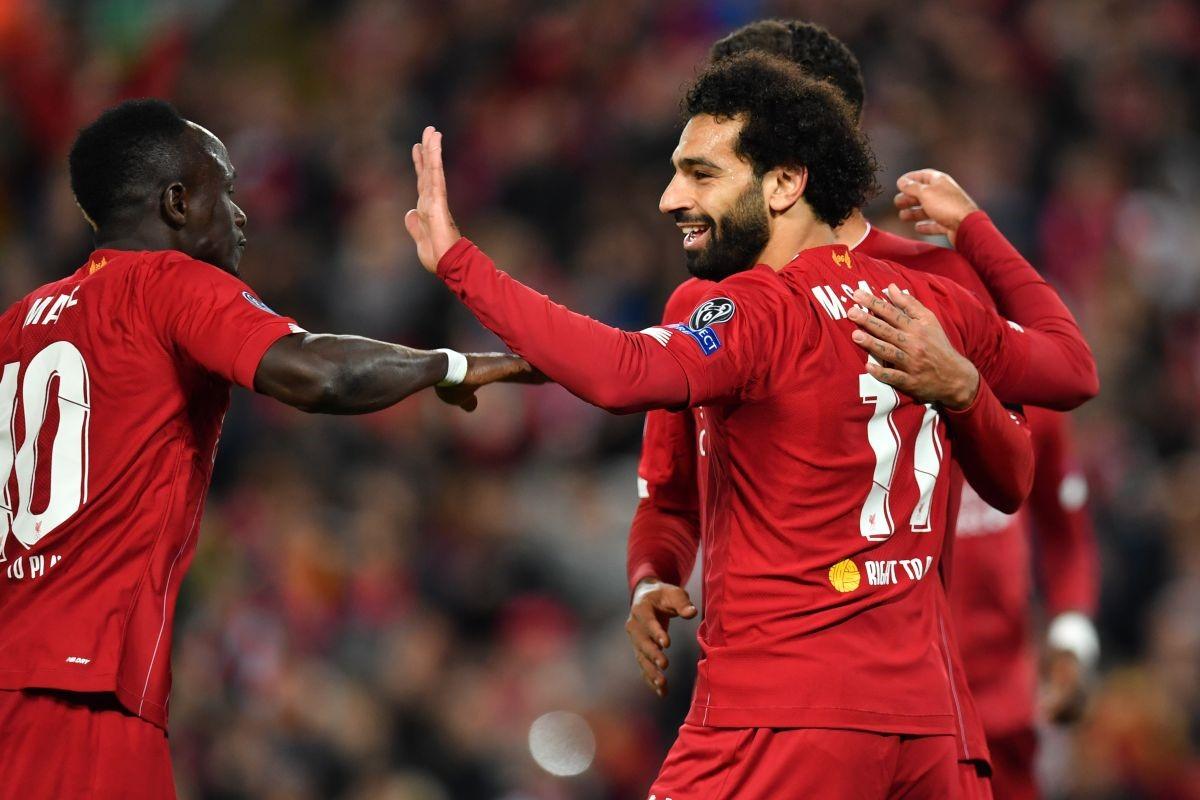 Салах ведет «Ливерпуль» к чемпионству