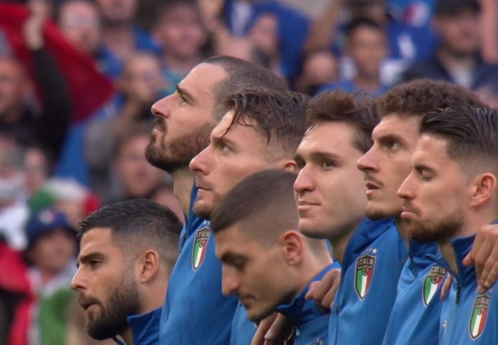 Сборная Италии покорила болельщиков атакующим футболом