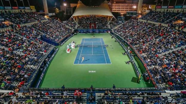 Aviation Club Tennis Centre, Дубай