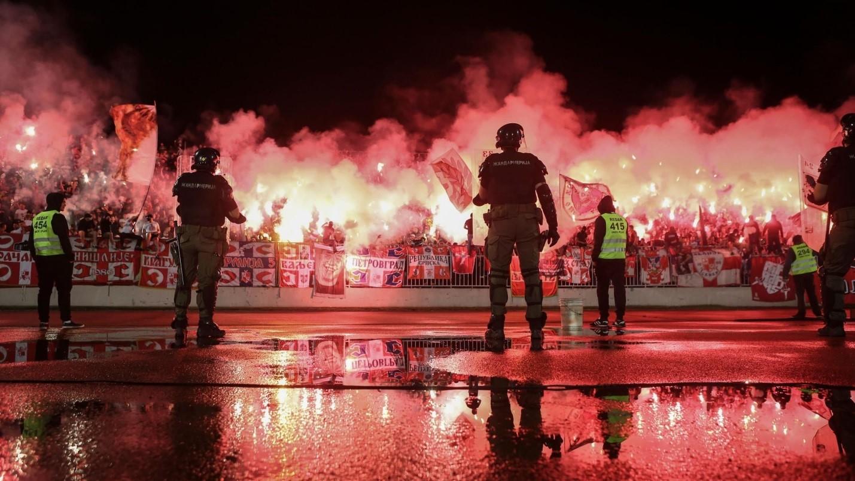 Сербские болельщики мечтали вернуться на стадионы