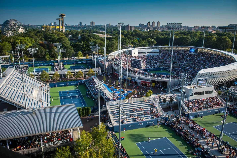Соревнование традиционно пройдет на кортах USTA Billie Jean King National Tennis Center в Нью-Йорке.