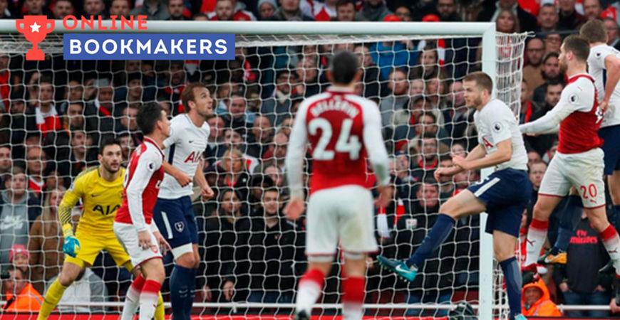 Фонбет: Арсенал обыграет Тоттенхэм в 1/4 финала Кубка английской Лиги