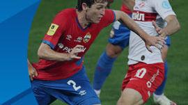Фонбет отдает ЦСКА преимущество в матче со Спартаком