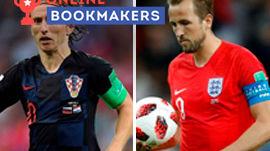Прогноз матча Хорватия – Англия 11 июля 2018