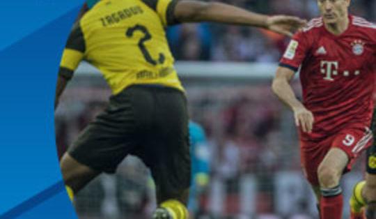 Париматч: Бавария обыграет Боруссию в ближайшие выходные