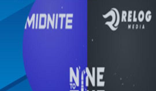 Midnite объединяется с Relog Media и становится спонсором Nine to Five — Cup 6