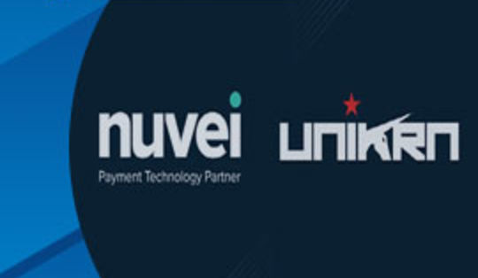Платежная система Nuvei стала партнером киберспортивной БК Unikrn