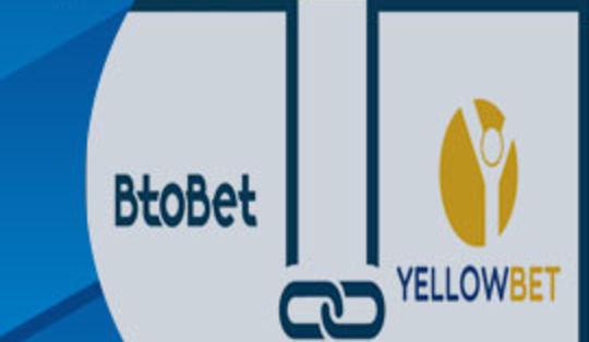 Камерунская БК Yellowbet заключила стратегическое партнерство с BtoBet